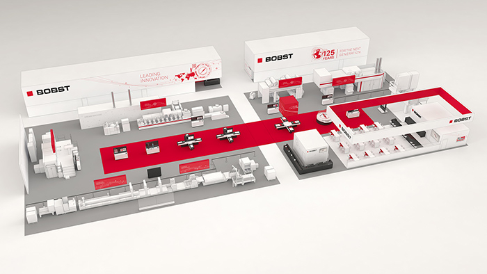 BOBST is leading innovation at drupa