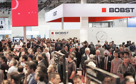Sales beat expectations as visitors show enthusiasm for BOBST innovation solutions