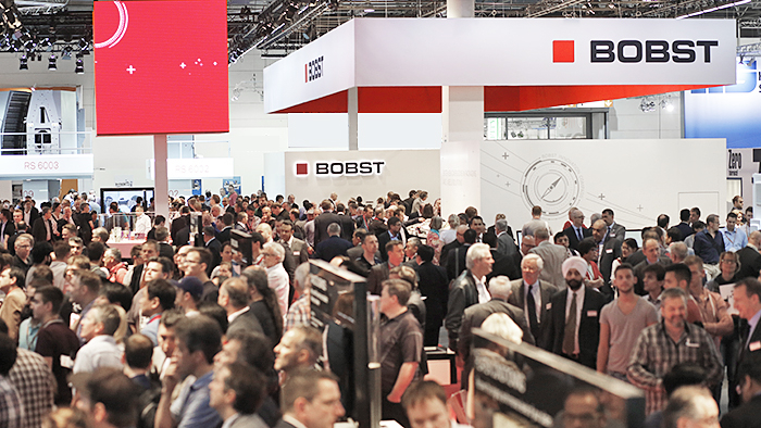 enthusiasm for BOBST