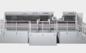 BOBST introduces the world's most highly automated and productive die-cutter